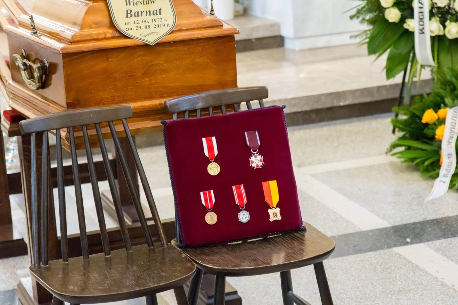 medale wojskowego