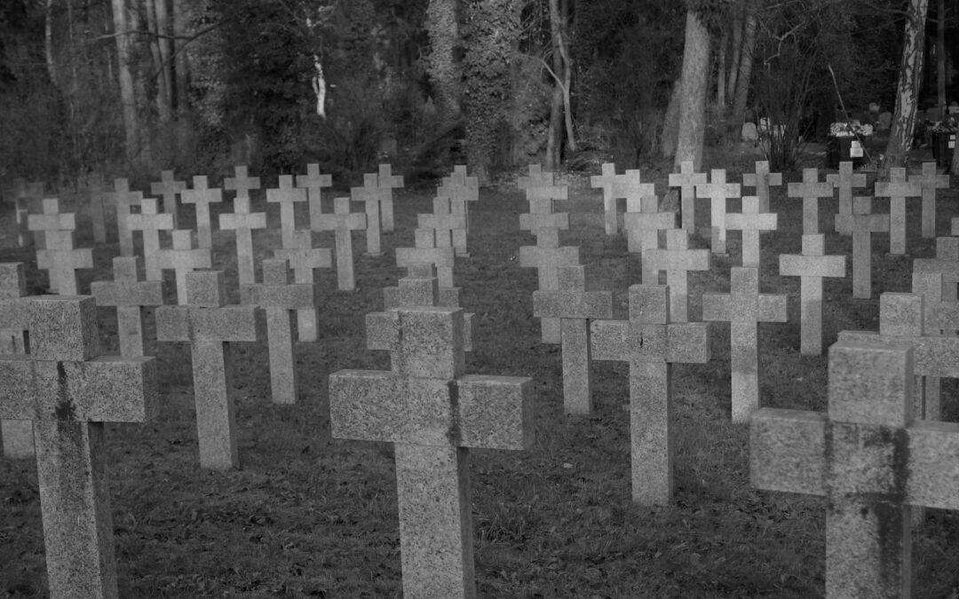 Nowe kolumbarium na Cmentarzu Bródnowskim